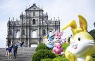 Macao firmly backs national rejuvenation