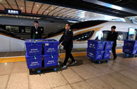 CPPCC member urges use of high-speed trains for deliveries