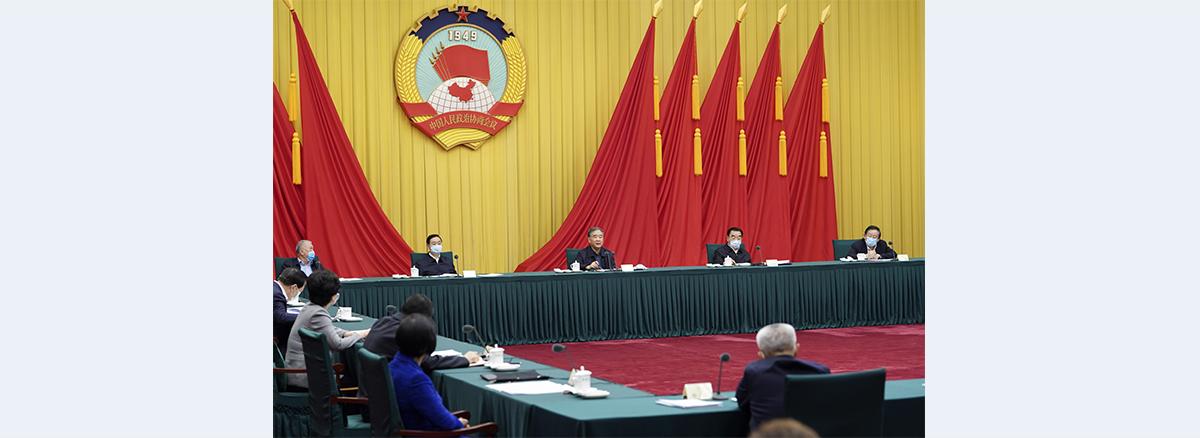 Wang Yang urges better handling of proposals