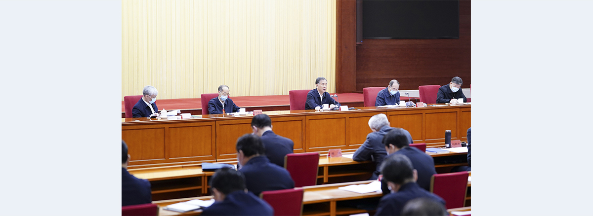 Wang Yang calls for promoting high-quality development of united front work