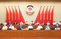 CPPCC members discuss implementing five-year plan