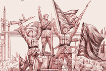 The PLA successfully wages three decisive large-scale campaigns against the main Kuomintang force.
