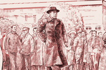 Premier Zhou Enlai leads a delegation to the Geneva Conference.
