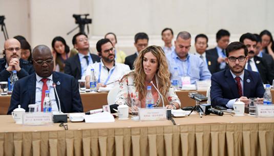CPC boosting political ties around world
