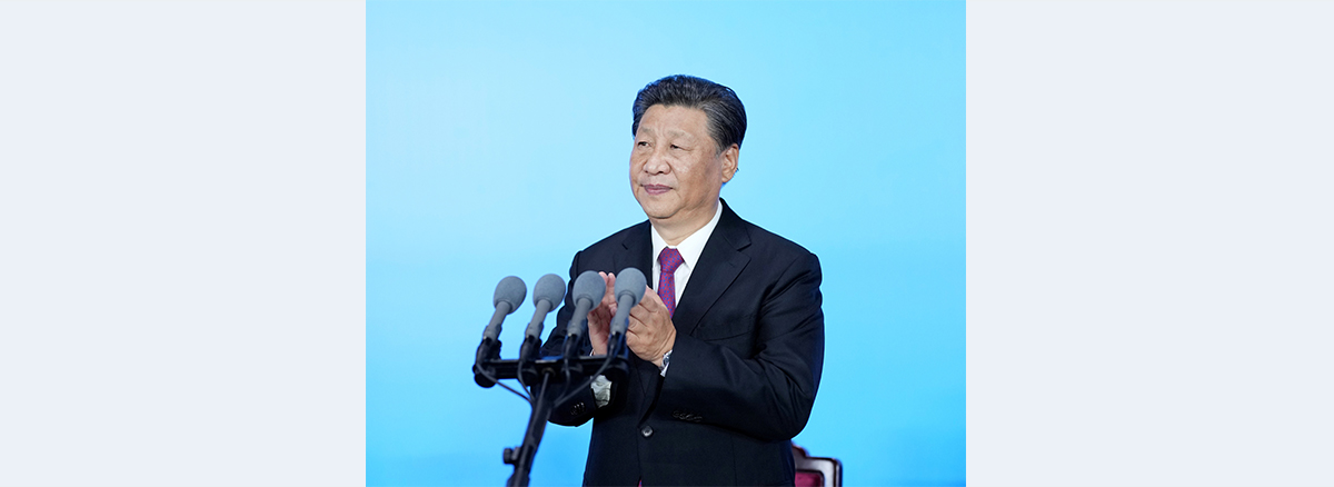 Chinese President Xi Jinping declares 14th National Games open