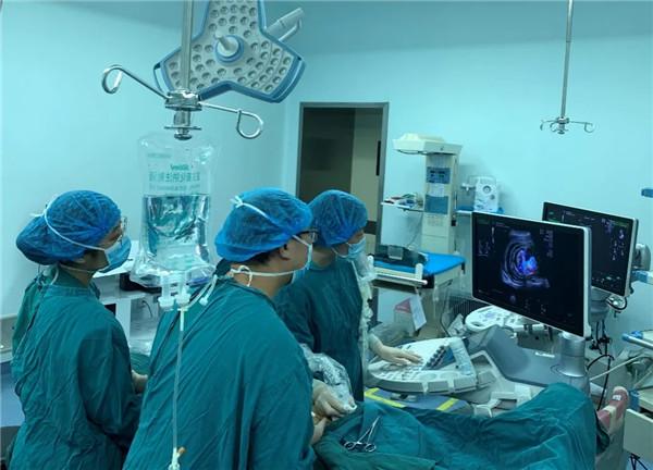 CQHCWC saves CCAM fetus using radiofrequency ablation