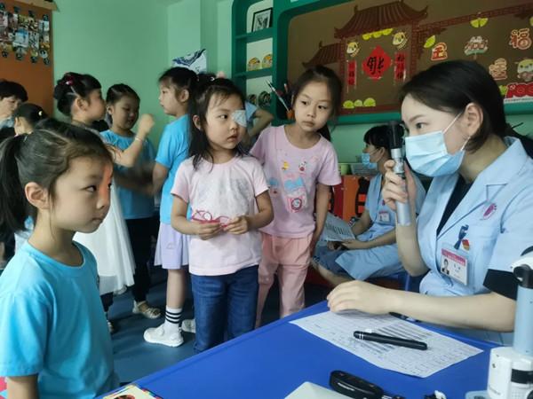 CQHCWC marks National Eye Caring Day