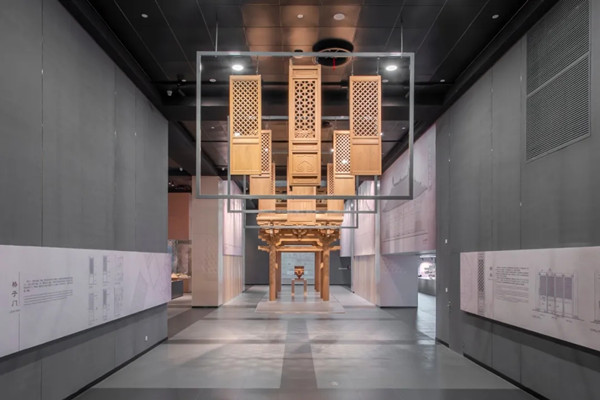 Party history education base -- China Architectural Science and Technology Museum