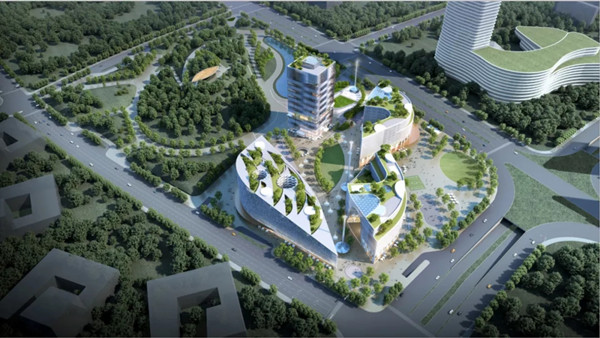 Optics Valley to build a new cultural landmark