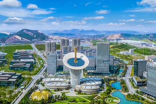 Profile of Optics Valley of China