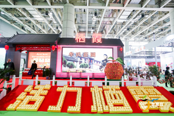 In pics: Yantai intl apple festival lures foreign visitors