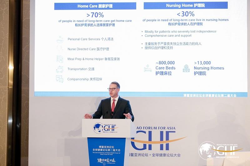 Boehringer Ingelheim showcases stroke treatment in Qingdao
