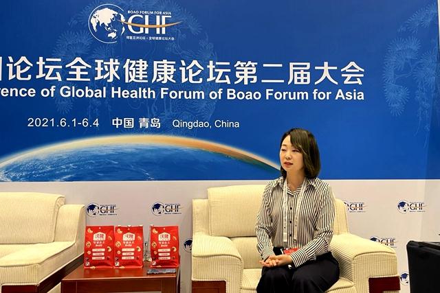 Qingdao nut producer aims big