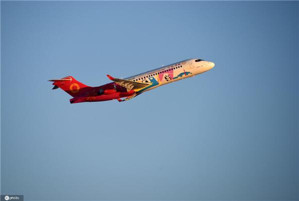 Harbin-Moscow direct cargo flights begin operating