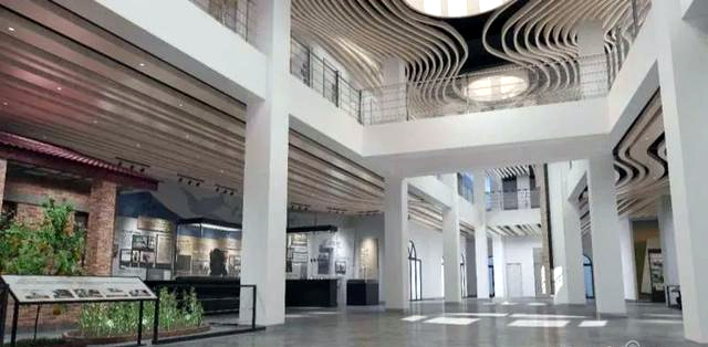 Ma Xu Arts and Cultural Center to officially open on May Day