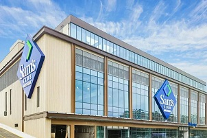 Sam's Club opens largest store in Pudong