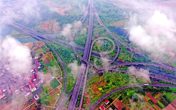 expressway in Xianju.jpg
