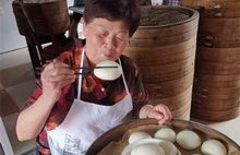Savor Quzhou flavor of steamed buns made with fermented rice wine