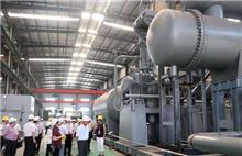 Trade delegation visits Quzhou