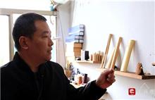 Jiang Zhen: bamboo engraving artist in Quzhou