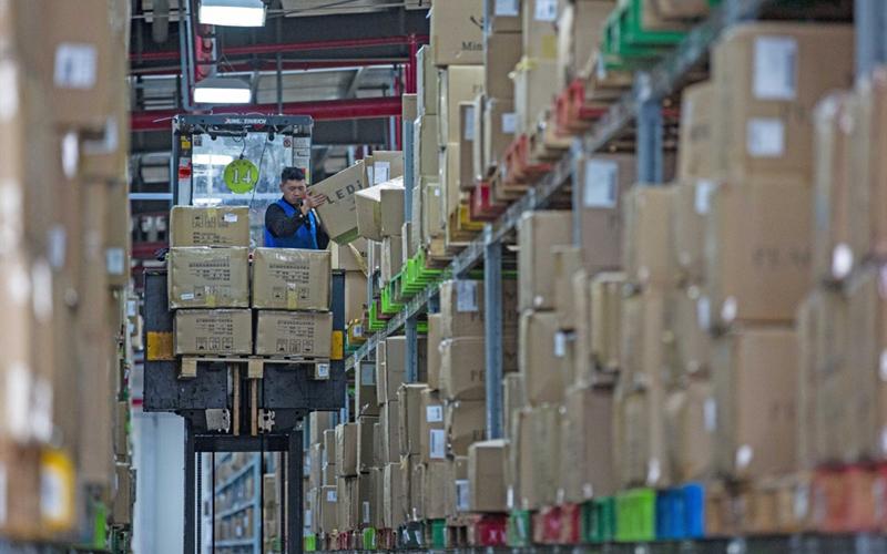 Zhejiang's online retail sales up 13.3% in Jan-Nov