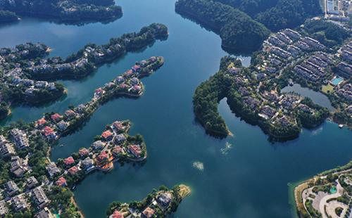 Zhejiang tops YRD region in water, atmospheric environment