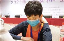 Zhang Xinyu, Quzhou's first professional Go player