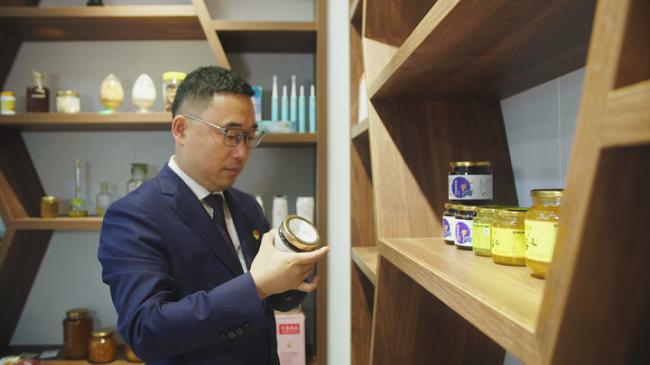 Changshan native discovers grapefruits' medicinal value