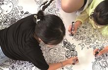 Fine arts nurtures, encourages Quzhou's children