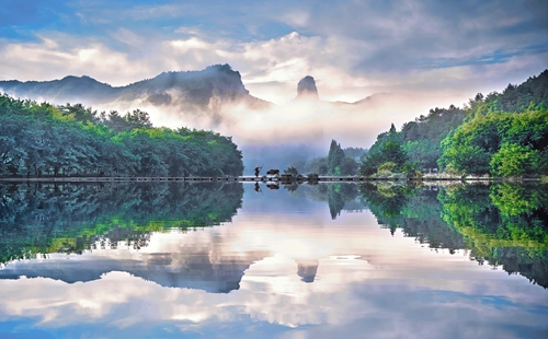 Zhejiang to be 'Big Garden' province