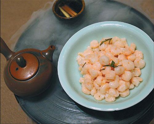 A bite of Zhejiang
