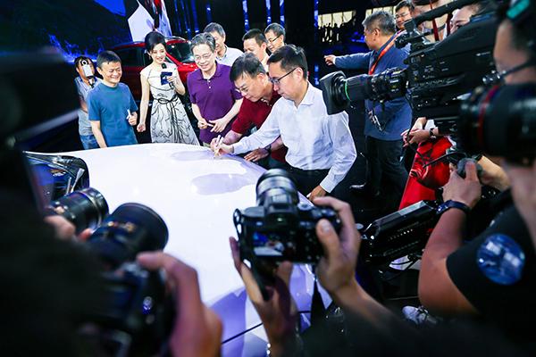 Alibaba, SAIC to soon roll out their internet car at $22,250