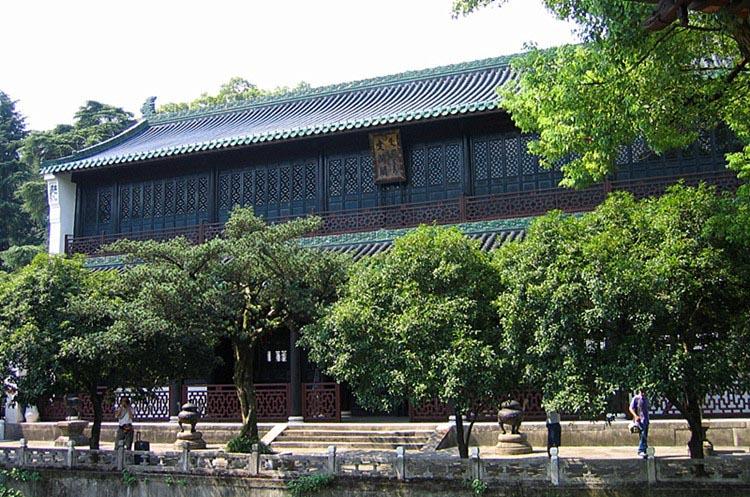 Wenlan Pavilion
