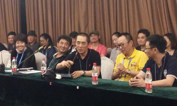 Zhang Yimou directs G20 Hangzhou summit show
