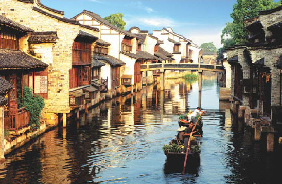 Hangzhou in the eyes of foreigners