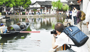 Journalists get a taste of Zhejiang culture as G20 concludes