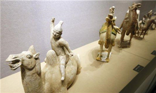 Special exhibition on Silk Road debuts in Zhejiang