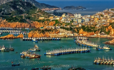 Zhoushan, a city of mountains and sea