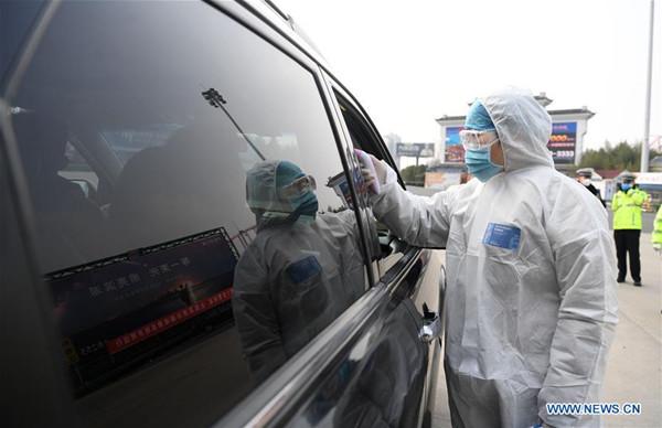China takes various measures to combat novel coronavirus