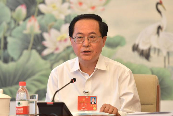 Zhejiang delegation reviews draft of China's first civil code