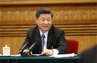 Xi emphasizes 'putting people first' in governance