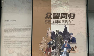 Cultural relics tell stories of the Silk Road