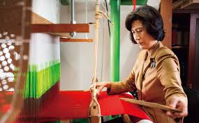 Sim Yeon-Ok, a specialist in Asian textile history