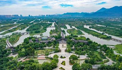 Wenzhou reshapes Sanyang Wetland