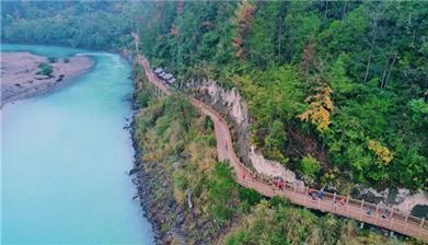 Yonganxi River protection efforts bear fruit