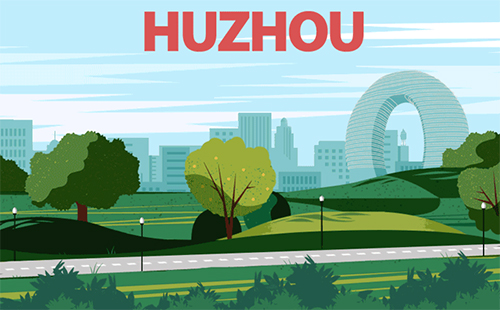 70 YEARS ON: Enjoy a 'Two Mountains' view on your way to Huzhou