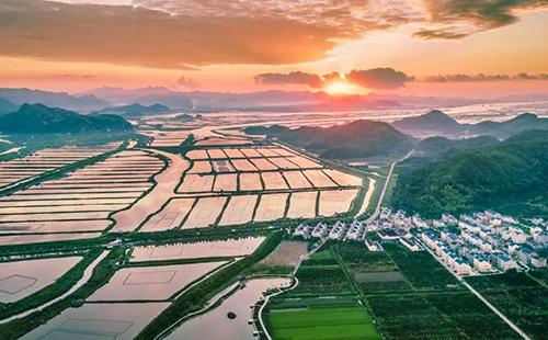 Places to enjoy sunrise in Sanmen