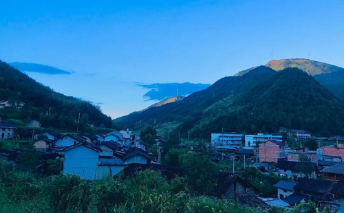 In pics: Huangjiashe village, a perfect summer resort