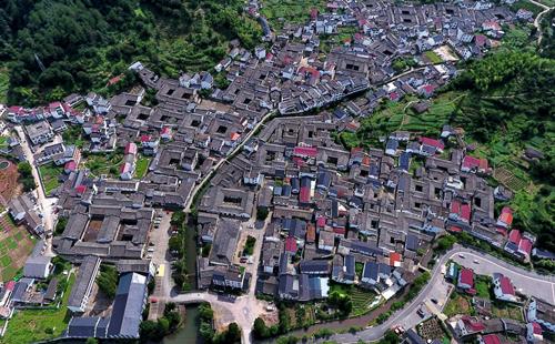 Yuyuan ancient village