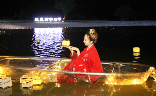 12 nighttime travel routes designated in Zhejiang villages